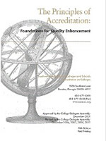 The Principles of Accreditation