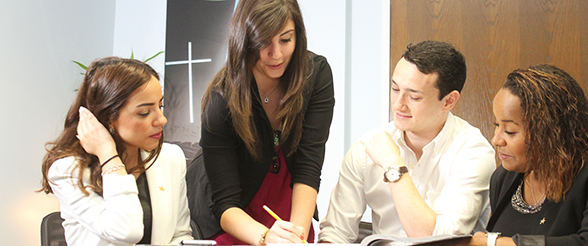 New Int'l Business Programs Give Students Global Appeal