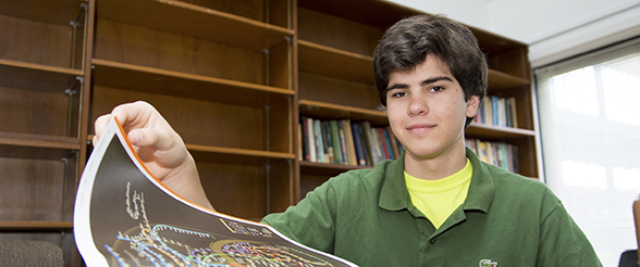 Home-Schooler is on College Fast Track with Dual Credit
