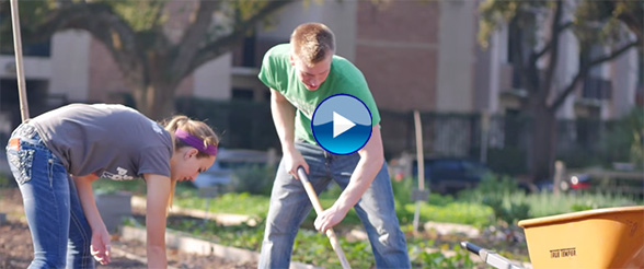 President's Day of Service Video